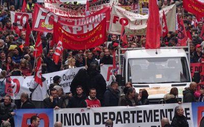La lettre aux syndicats