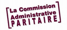 Commissions administratives paritaires d'avril 2017