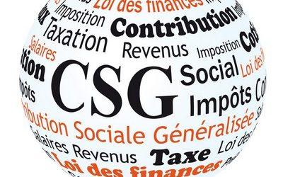 CSG et fonction publique