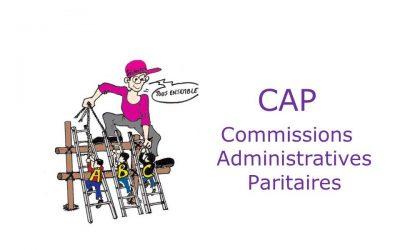 CAP du 27 novembre 2018