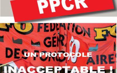 PPCR : Les effets toxiques …