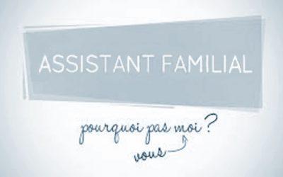 Bulletin d'adhésion «spécial Assistant(e) familial(e)»
