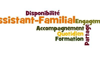 Recrutement des assistants familiaux