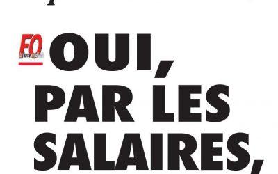 Grève FO du 7 février 2019 à PARIS