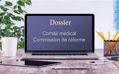 Commission de réforme et Comité médical : Pour qui, pourquoi, Comment ?