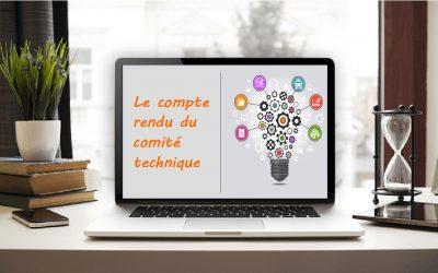 Comité technique du 10 octobre 2019 et 23 octobre 2019