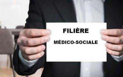 Les cadres emplois dans la filière médico sociale